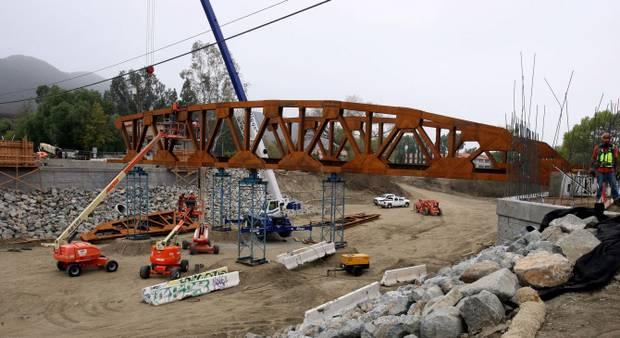 Bigge Helps Out In Big Way On Bridge Construction ⋆ Crane