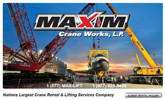 maxim crane