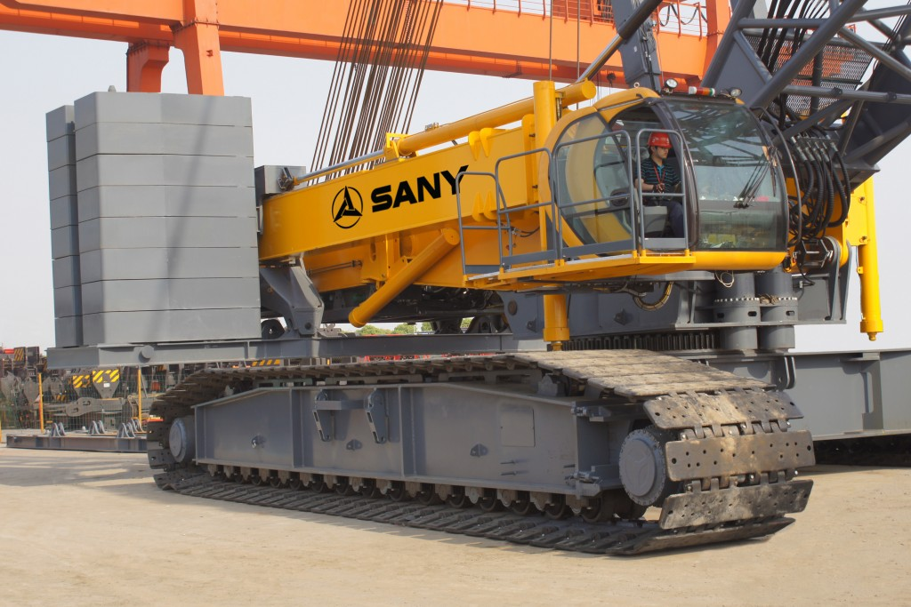 GUILTY!! Sany infringed on Manitowoc crane patent in ruling from