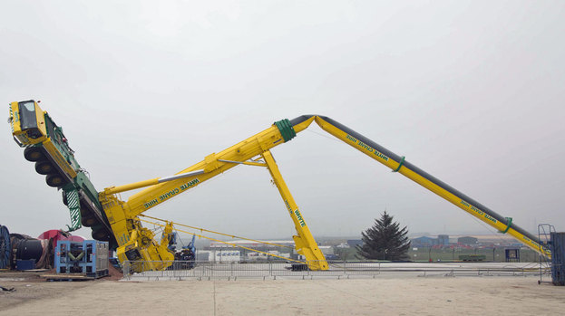 industrial crane accidents Mobile crane accidents sadly have become a daily occurrence throughout the united states mobile cranes are the backbone of the crane and rigging industry and are a.