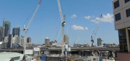 Cranes_Sydney