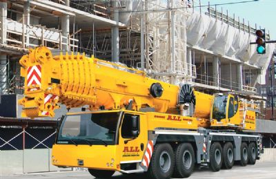 The ALL Family of Companies has acquired two new Liebherr all-terrain cranes to serve customers in the south.