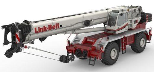 The new 90 tonne Link-Belt 100RT