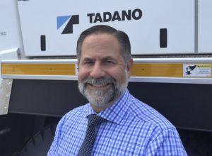 Ingo Schiller has been named executive vice president of Tadano America.