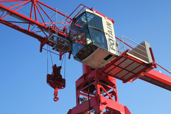 ALL purchases 5 tower cranes ⋆ Crane Network News