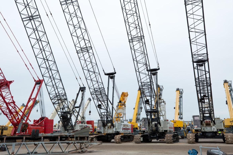 cranes ritchie bros. auction