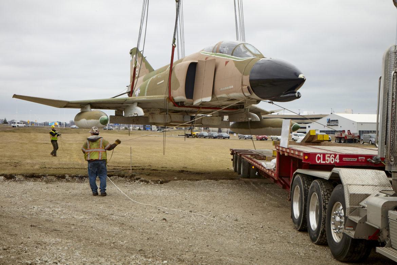 dawes crane & rigging manac trailer