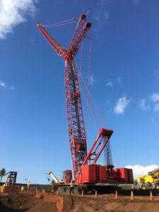 manitowoc mlc300 crawler crane