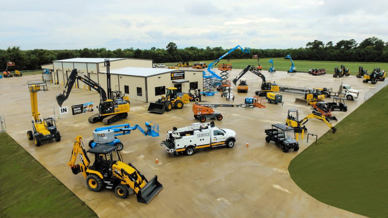 h&e equipment branch beaumont texas