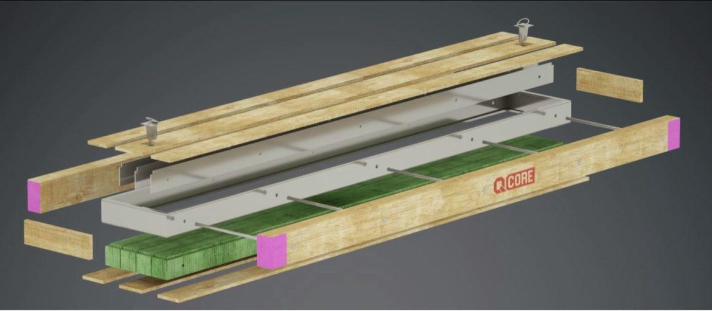 q-core quality crane mats
