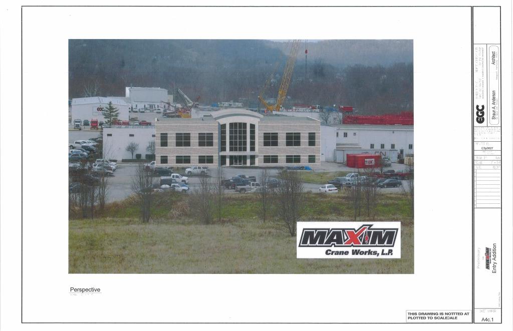 maxim crane works kentucky jobs job growth
