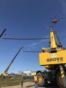 capital crane tandem lifts