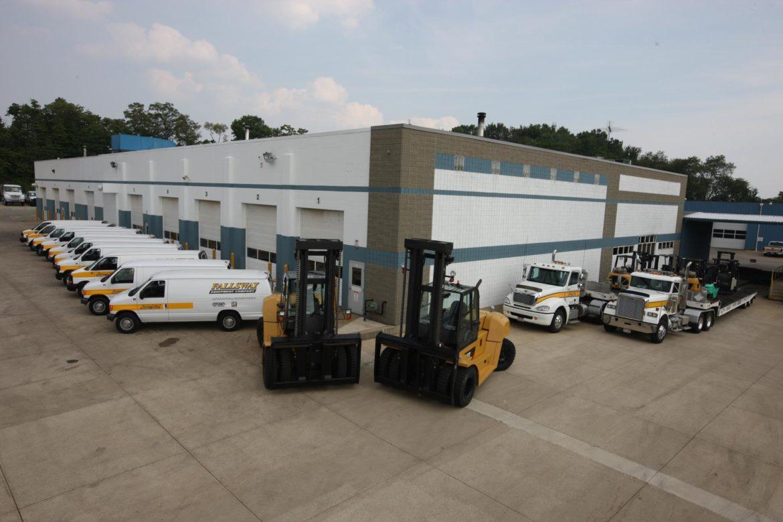 Fallsway Equipment Company, Akron