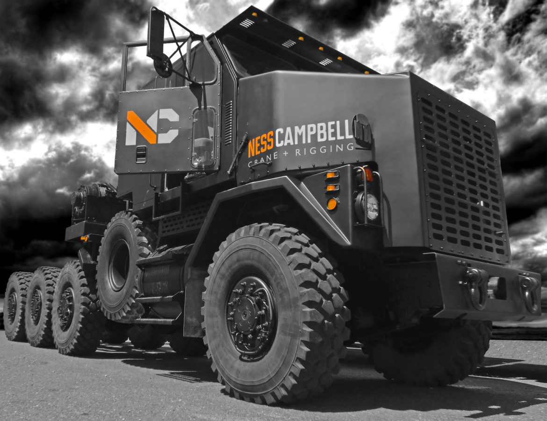 Ness Campbell Crane + Rigging