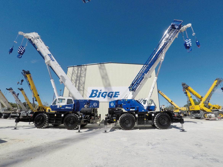 bigge tadano gr-1200xl rt cranes