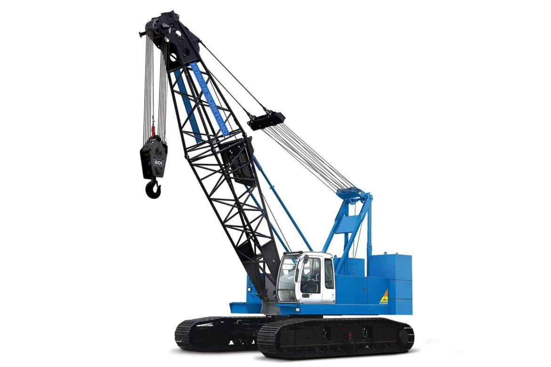 Hitachi Sumitomo launches 80 tonne crawler
