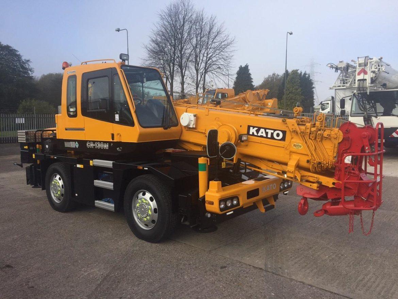 Marsden Crane Services buys Kato