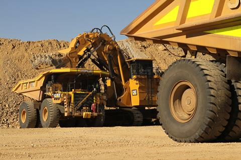 Caterpillar and Rio Tinto to retrofit mining trucks