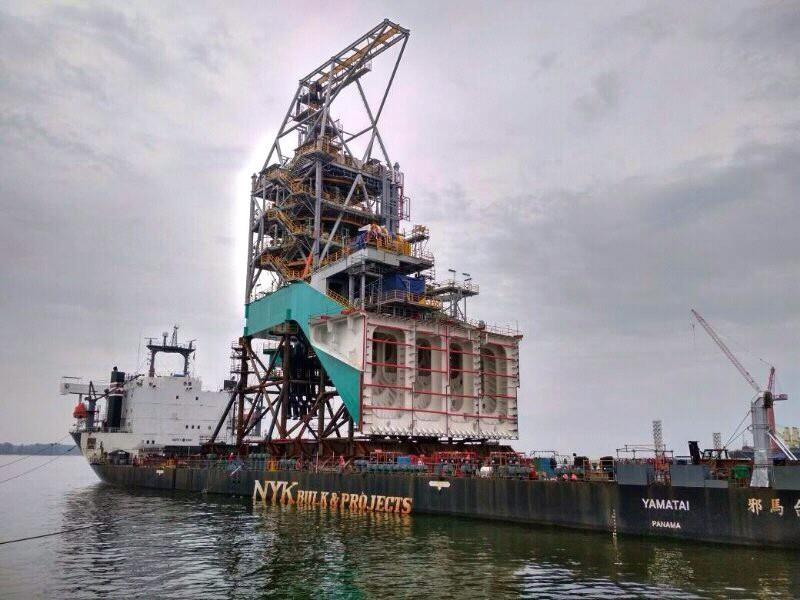 ALE completes Malaysian project