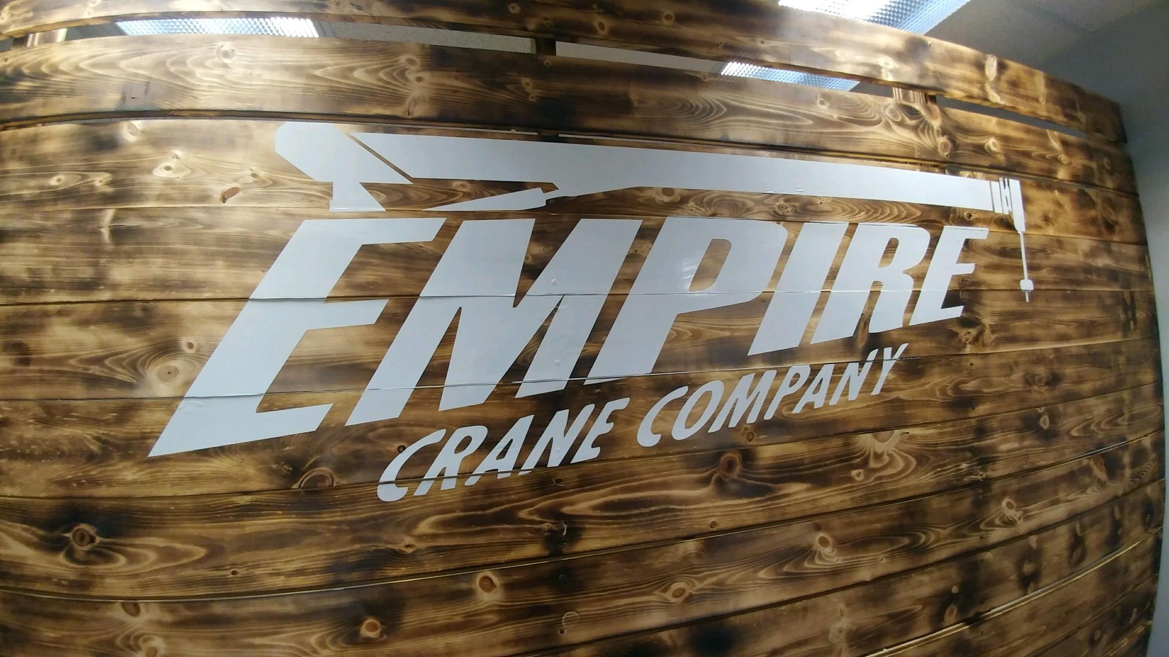 Upgraded space for Empire Crane in Bridgewater, NJ ⋆ Crane